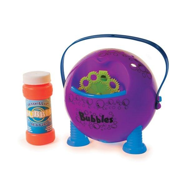 Stroj na bubliny