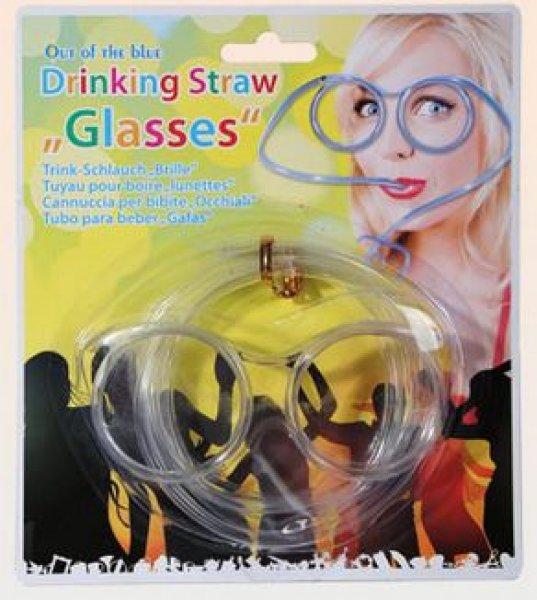 Brčkové brýle na párty