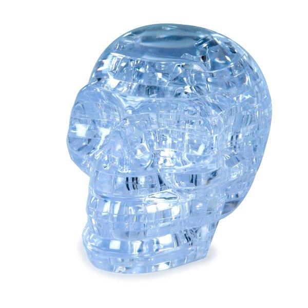 Krystal Puzzle - Lebka