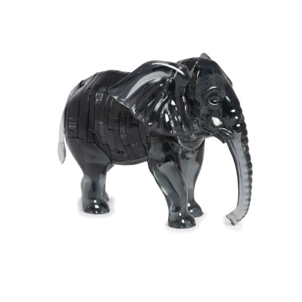 Krystal Puzzle - Slon