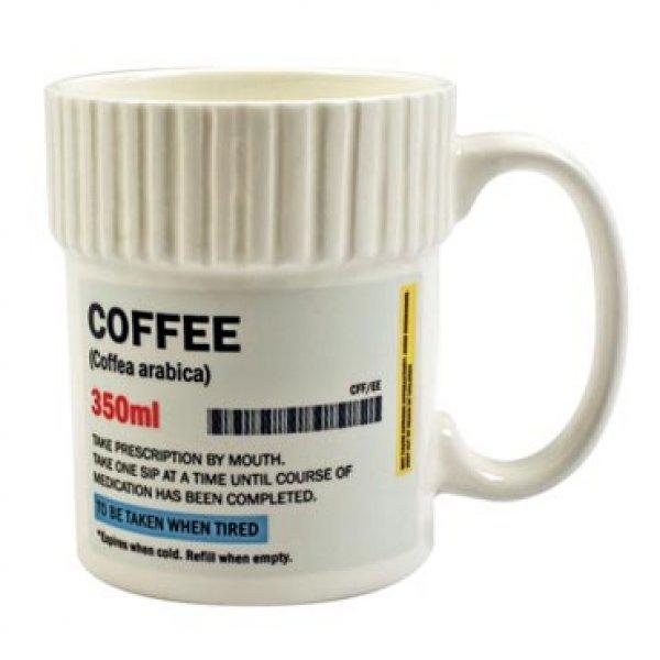 Hrnek na předpis (Káva)