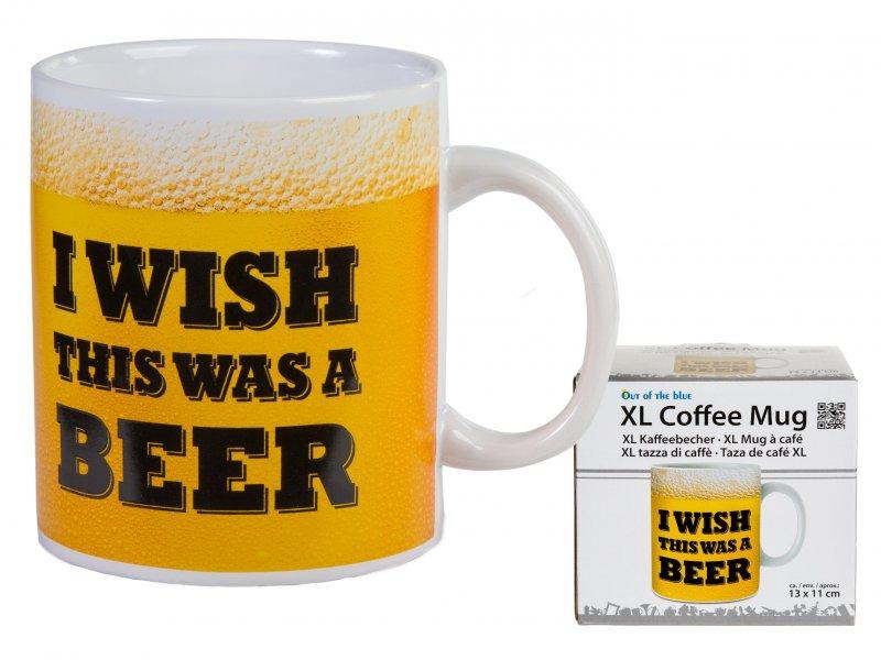 Hrnek na kávu XL