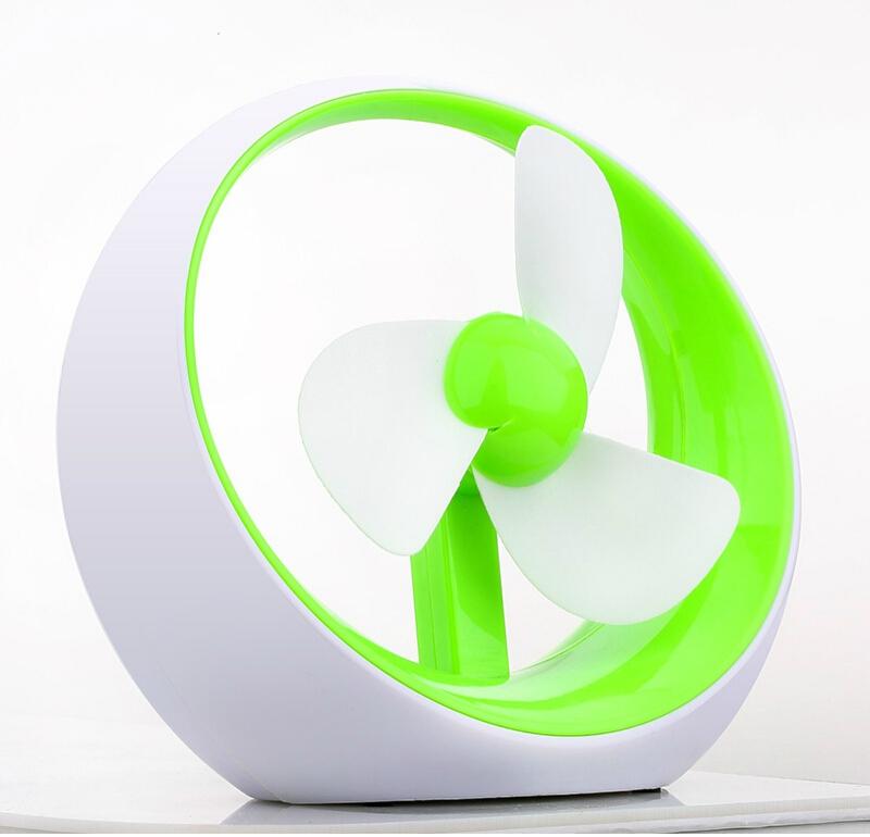 Gadgets - Mini USB ventilátor k počítači