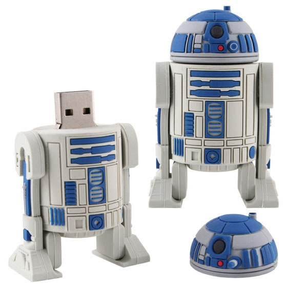 USB flash disk R2D2 - 8GB