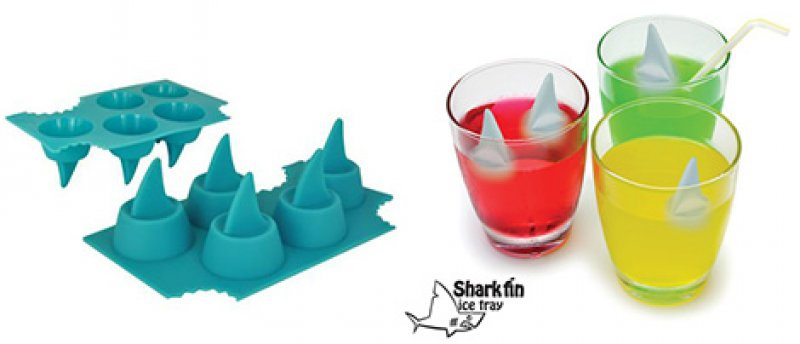 Forma na led - žralok