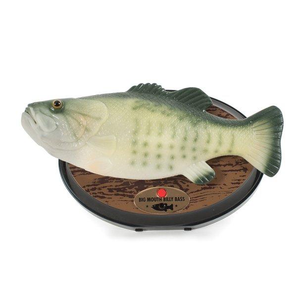 Billy Bass - zpívající ryba