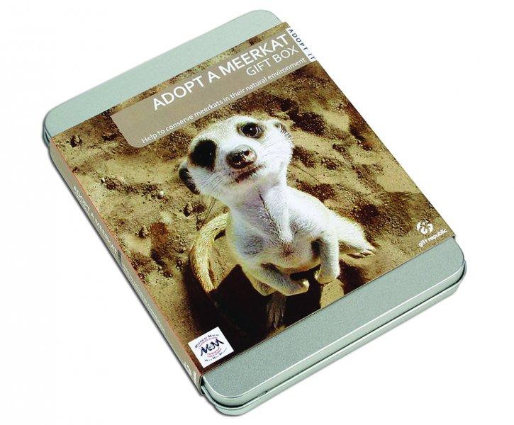 Adoptuj surikatu