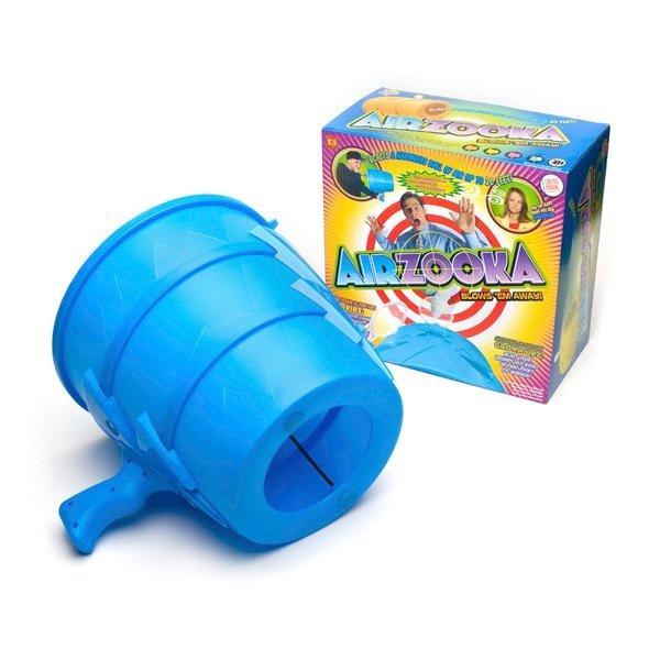 Airzooka - vzdušná bomba