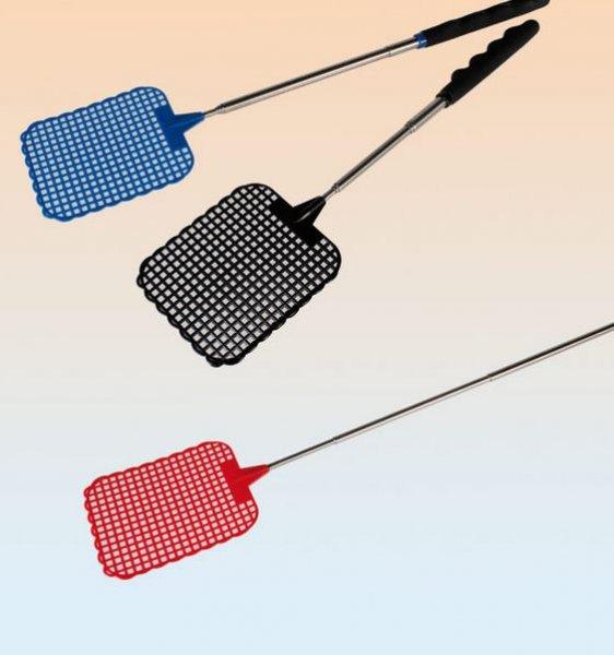 Teleskopická plácačka na mouchy