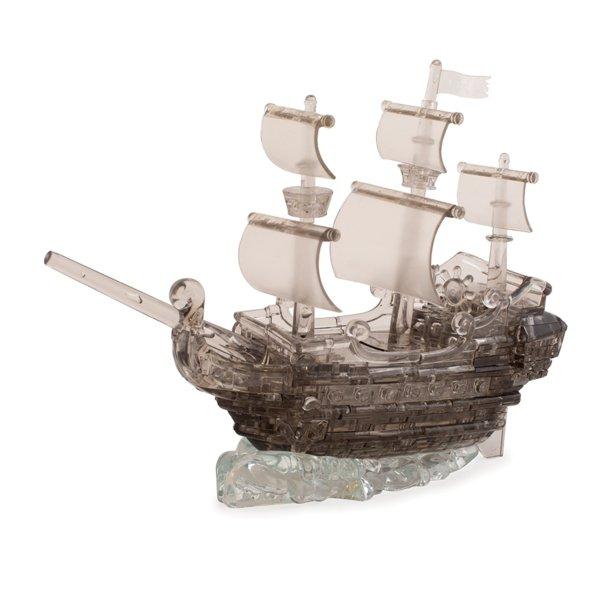 Krystal Puzzle - Pirátská loď