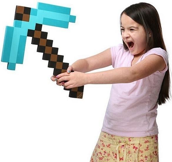Ptákoviny - Minecraft krumpáč