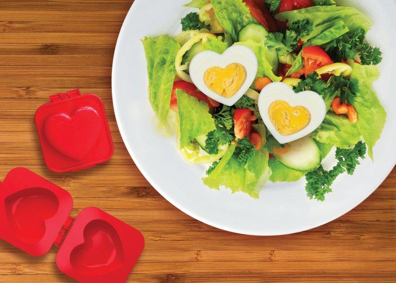 Forma na vajíčko - Srdce