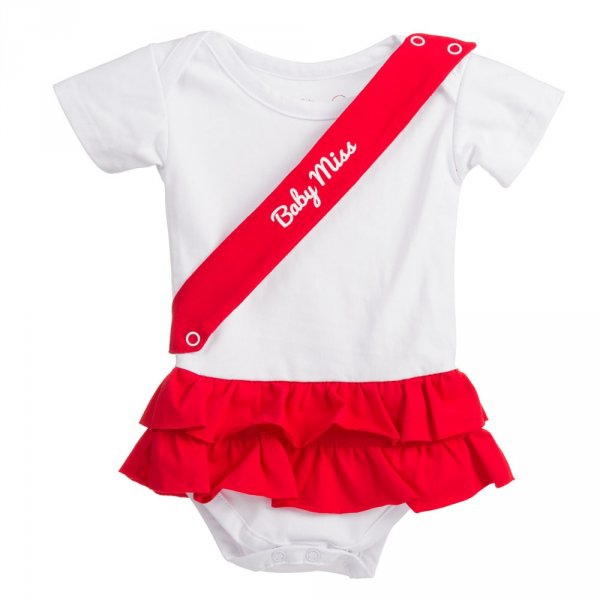Dětské body Baby Miss  (Velikost 68)
