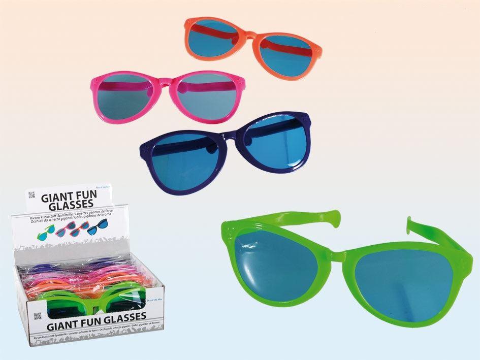 Mega party brýle (Fialové)