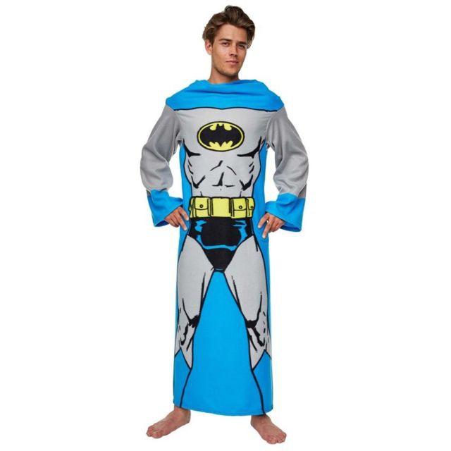 Deka s rukávy - Batman