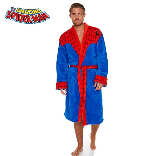 Pánský župan - Spiderman