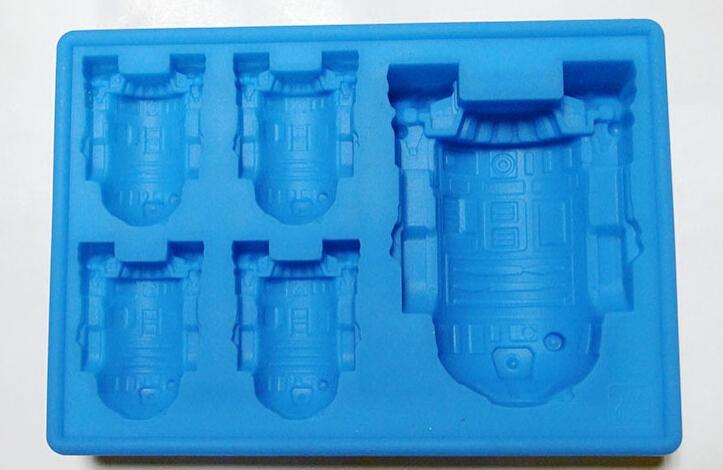 Forma na led robot R2D2