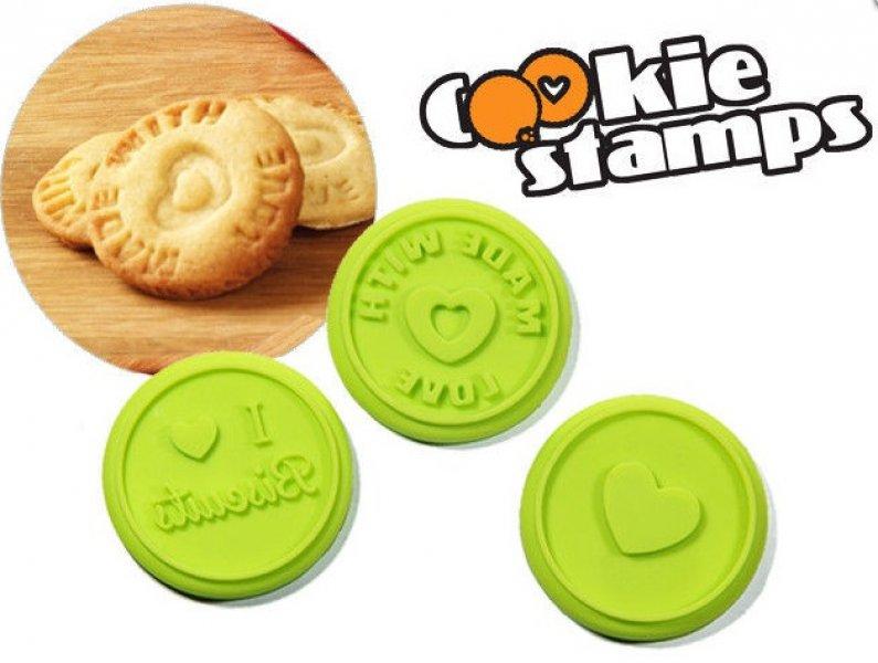 Razítka na sušenky