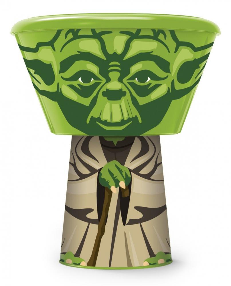 Jídelní set Star Wars - Yoda