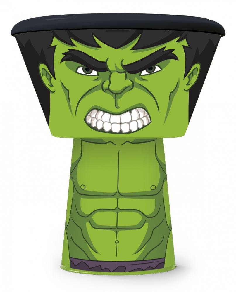 Jídelní set - Hulk