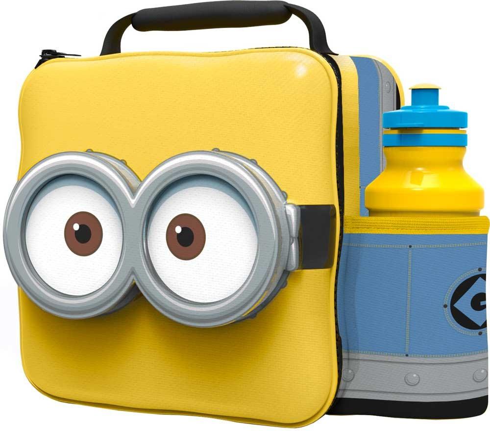 3D taška na piknik - Mimoni