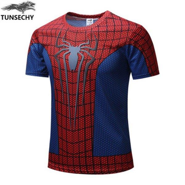 Oblečení a móda - Sportovní tričko - Spiderman