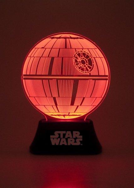 Bydlení a domácnost - Akrylová lampa SW - Mrtvá hvězda 031d7337bf