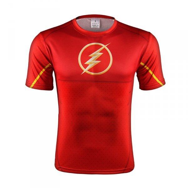 Sportovní tričko - Flash (Velikost S)