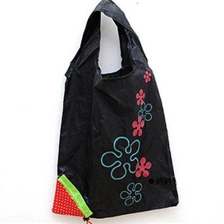 Jahůdková nákupní taška - Červená