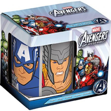 Hrnek v dárkové krabici - Avengers