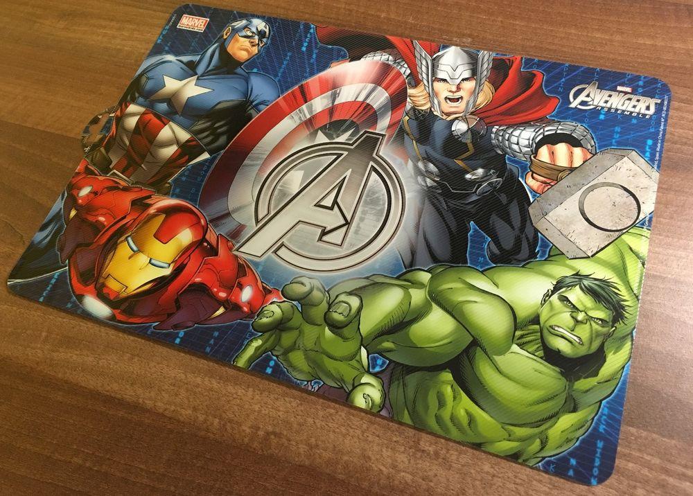 Prostírání - Avengers