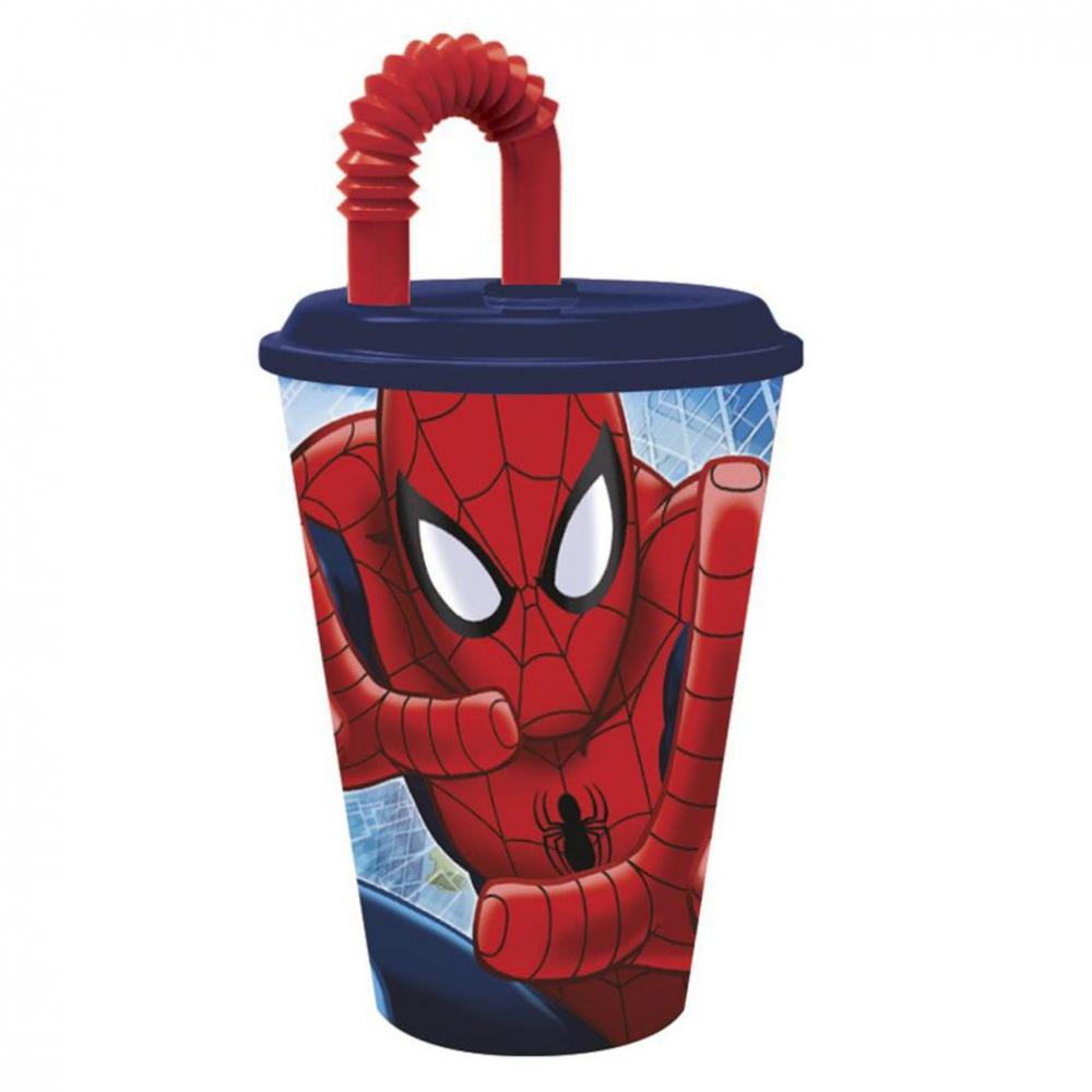 Sportovní láhev na vodu - Spiderman