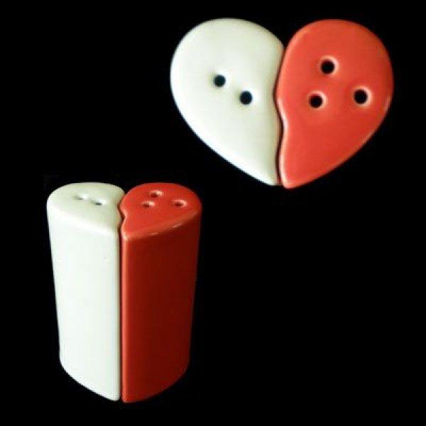 Srdce - slánka a pepřenka