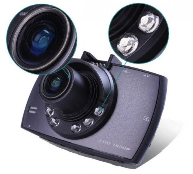 Bydlení a domácnost - Výkonná HD kamera do auta