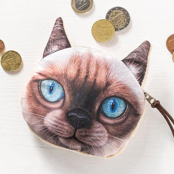Oblečení a móda - Kočičí peněženka na drobné