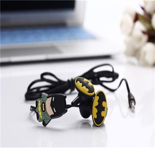 Elektronika - Sluchátka - Batman