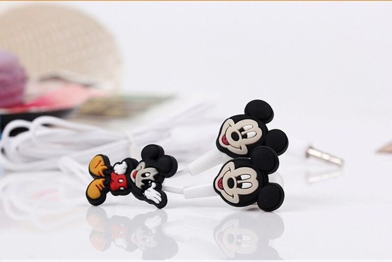 Sluchátka - Mickey Mouse