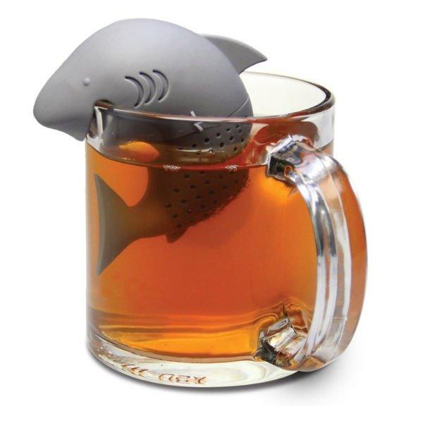 Bydlení a domácnost - Sítko na čaj - žralok