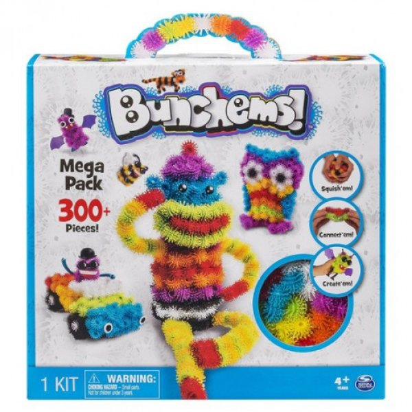 Hračky - Thorn Ball Clusters mega balení - 300 dílků