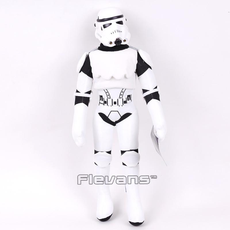 Plyšák Stormtrooper - 42 cm