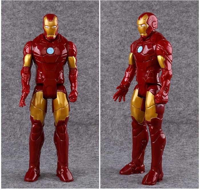Akční figurka Iron Man - 30 cm - originální balení (Bez krabice)