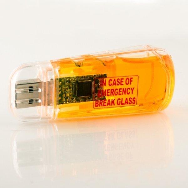 Elektronika - USB flash disk První pivní pomoc