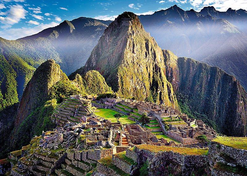Hračky - TREFL Puzzle Machu Picchu 500 dílků