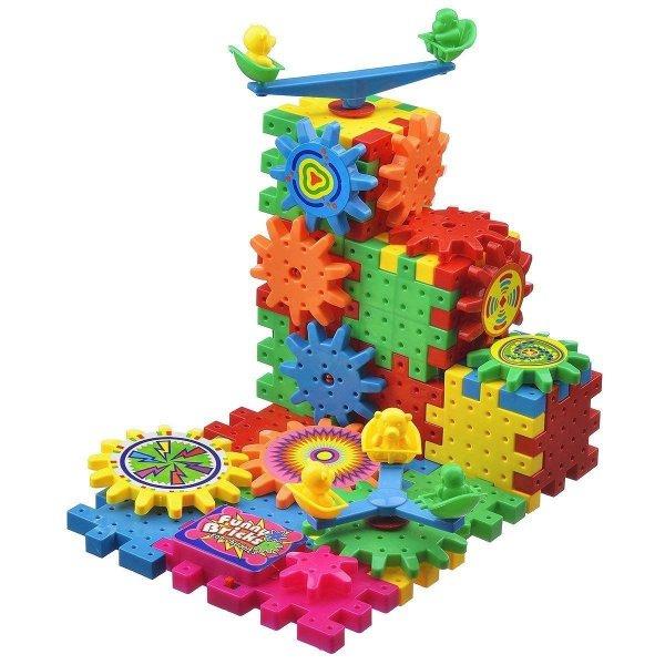 Hračky - Interaktivní stavebnice