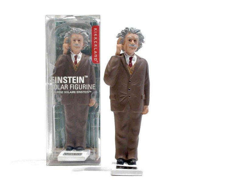 Hračky - Solární Einstein