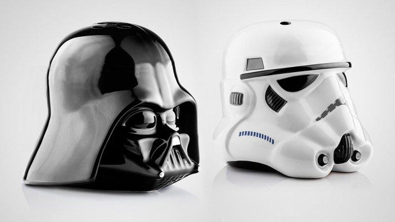 Bydlení a domácnost - Star Wars - solnička a pepřenka