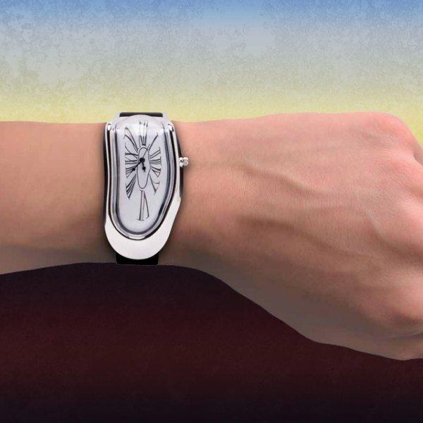 d5dff99bfca Elektronika - Tekoucí hodinky. Geek Planet