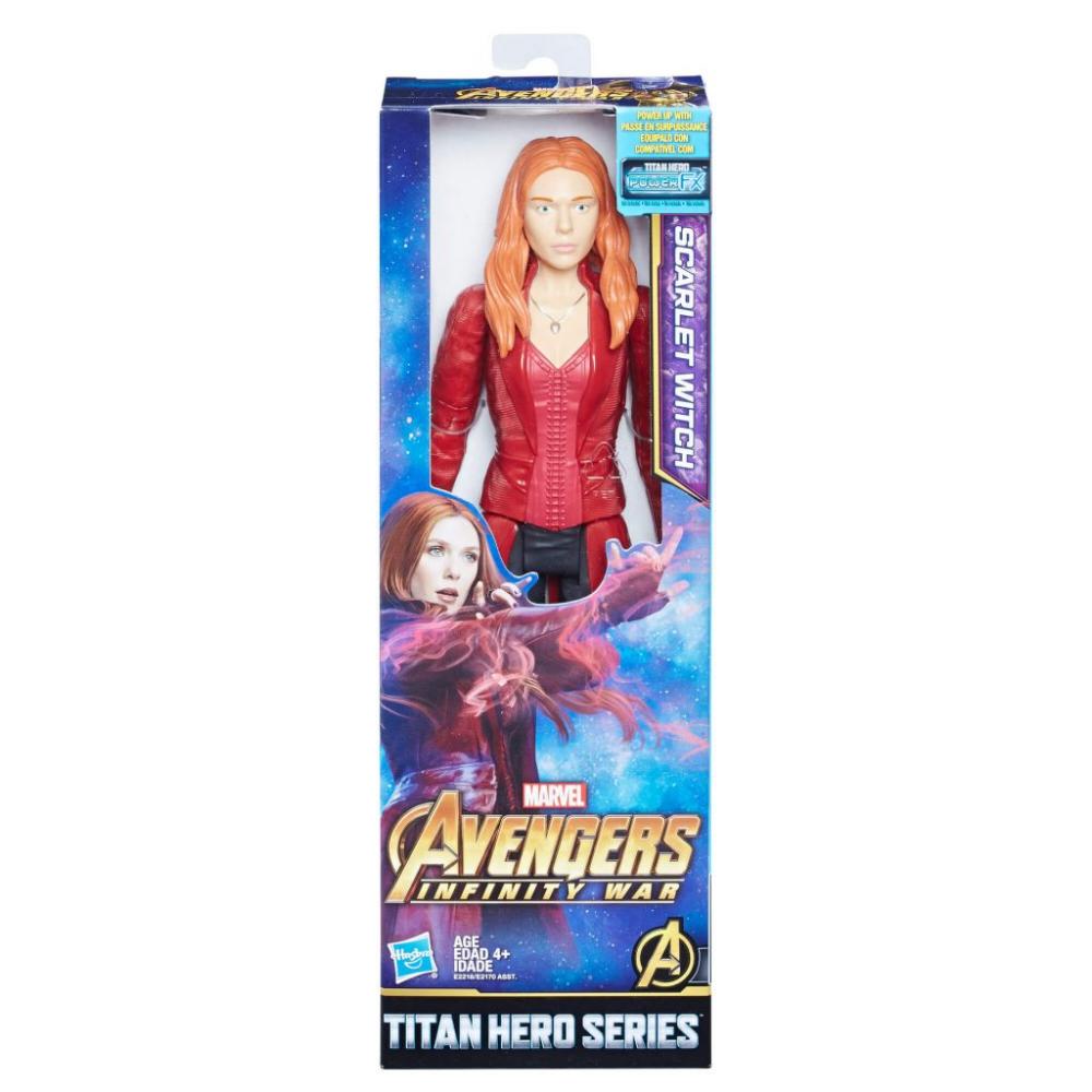 Hračky - Avengers 30cm deluxe figurka s doplňky - Scarlet Witch