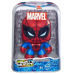 Hračky - Marvel Mighty Muggs - Spiderman