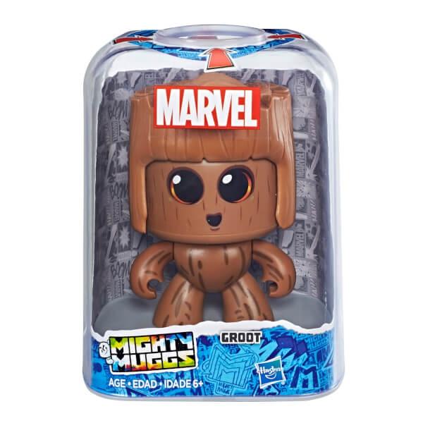 Hračky - Marvel Mighty Muggs - Groot